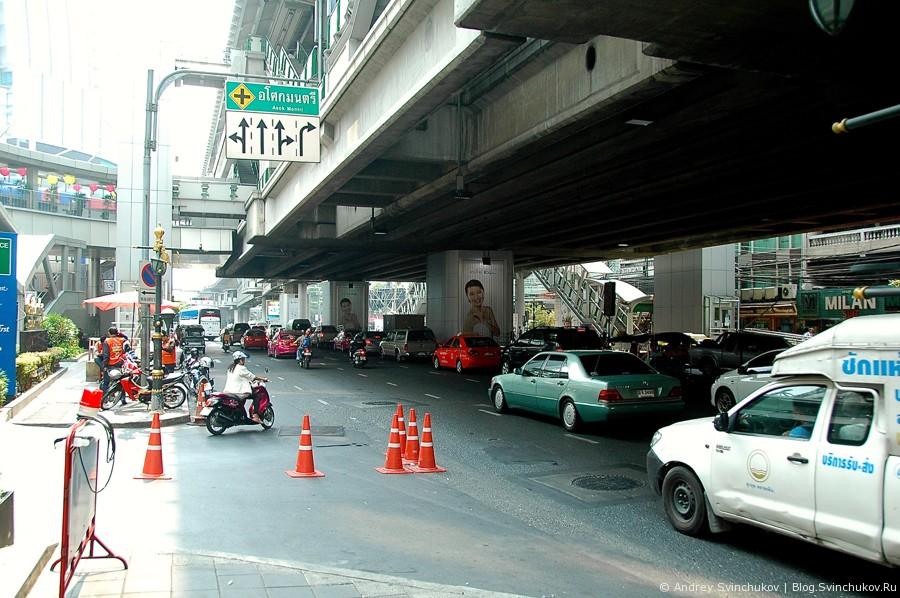 Бангкок, каким я увидел его впервые