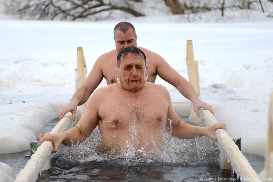Крещение-2015