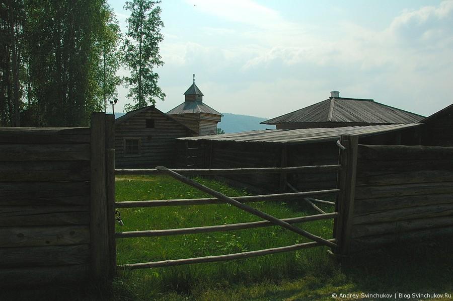 Деревянные церкви Руси...