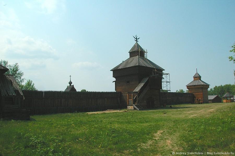 Проекты деревянные церкви