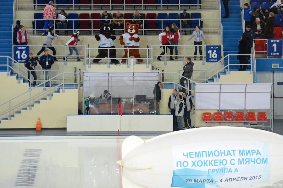 Чемпионат мира по хоккею с мячом — 2015. Наблюдения и выводы по группе B