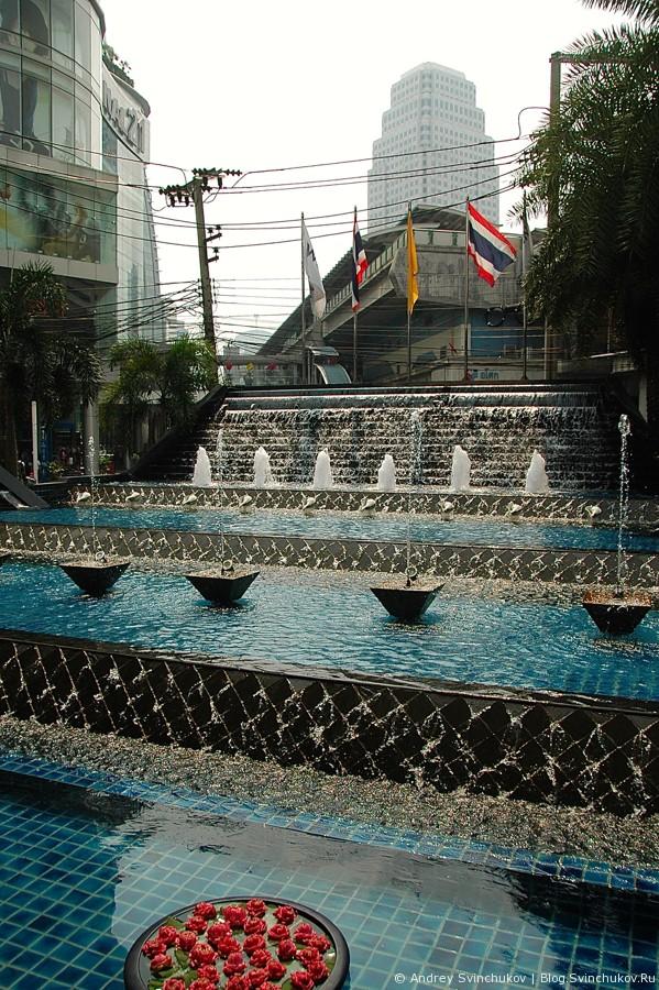 Бангкок вертикальный