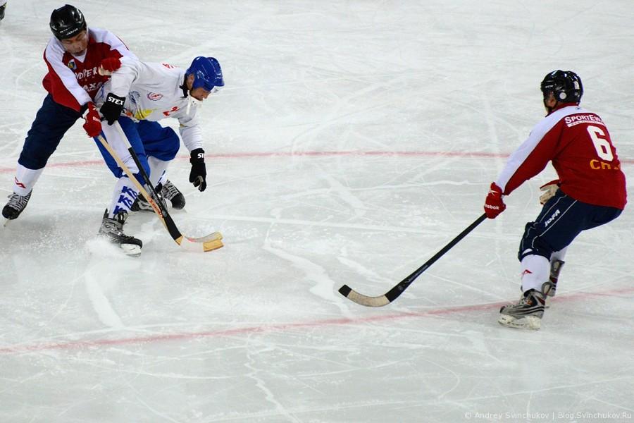 Чемпионат мира по хоккею с мячом - 2015. Матч Монголия - Китай