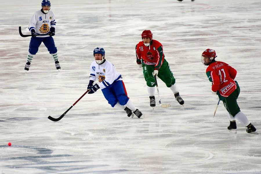 ЧМ-2015 по хоккею с мячом. Матч Эстония - Венгрия