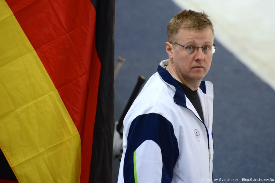 ЧМ-2015 по хоккею с мячом. Матч Германия - Китай