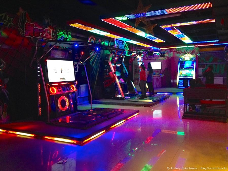 Игровой центр в Хэйхэ