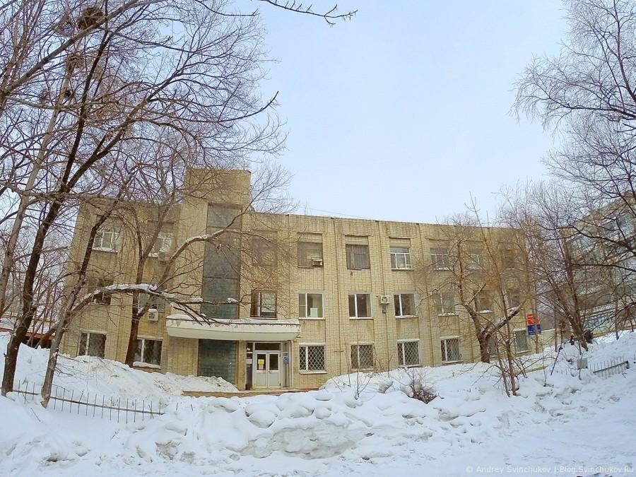 Микрорайон Индустриальная - Ангарская