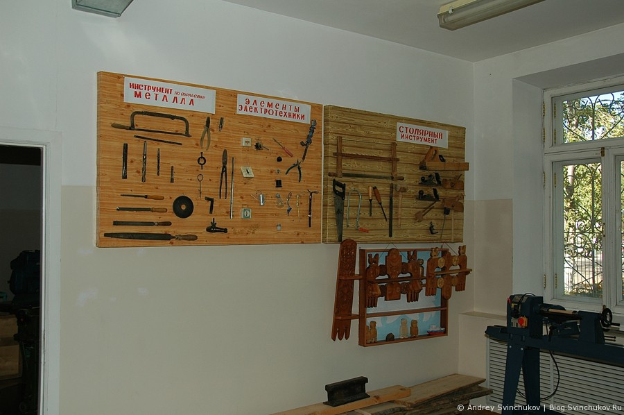 Специальная (коррекционная) общеобразовательная школа-интернат 1-го вида