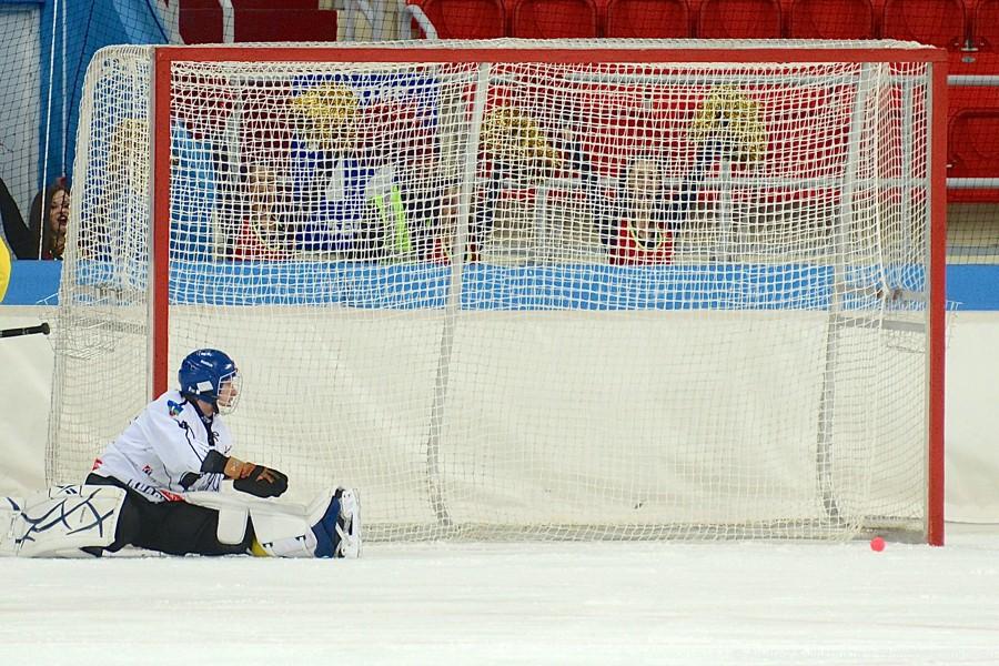 СКА-Нефтяник - Зоркий. Четвертьфинал. Вторая игра. Хабаровск. 2015. Результат - 8:4