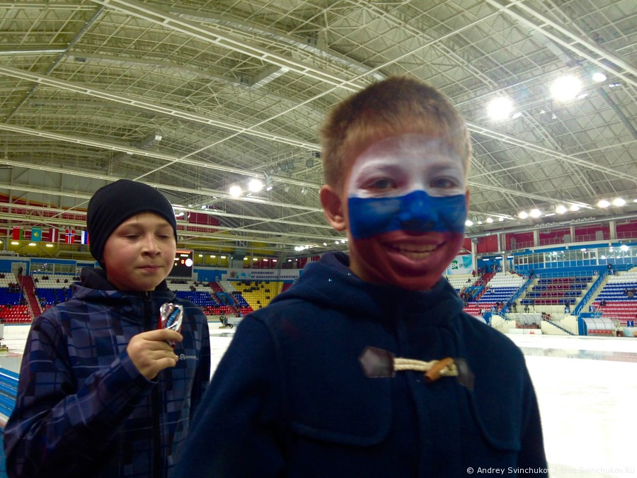 Чемпионат мира по хоккею с мячом - 2015 в Хабаровске