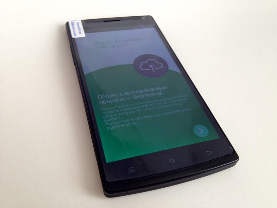 Обзор смартфона MegaFon Login+