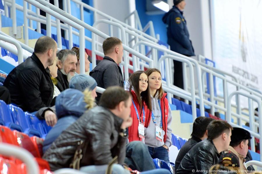 Чемпионат мира по хоккею с мячом — 2015. Матч Финляндия - Норвегия