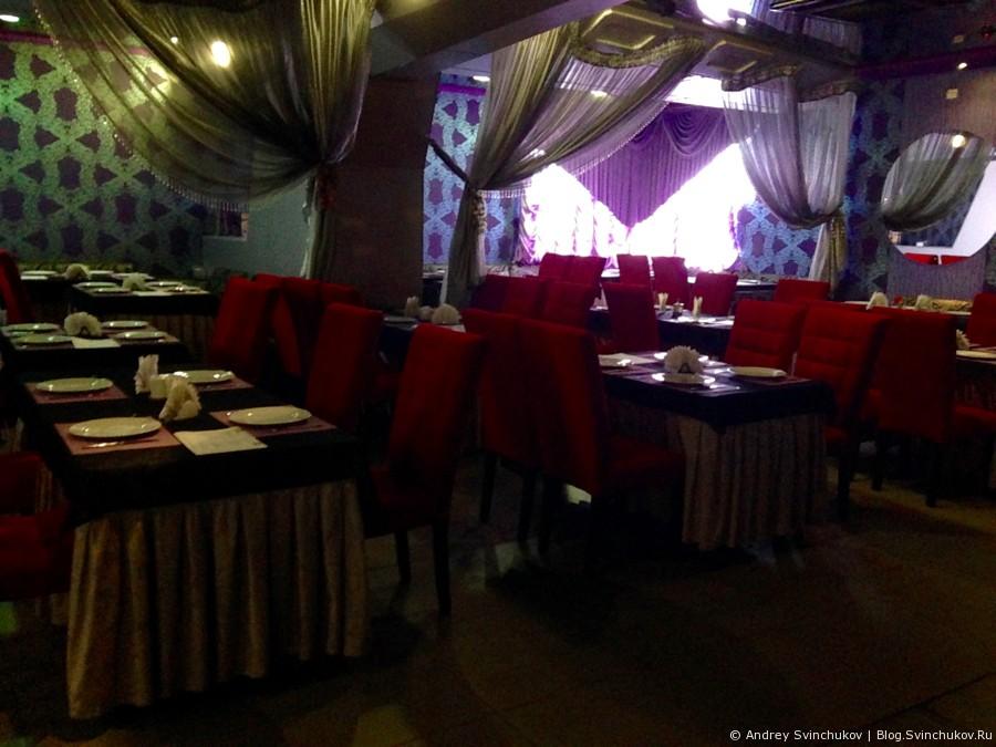 Кафе Б-747 в Комсомольске-на-Амуре