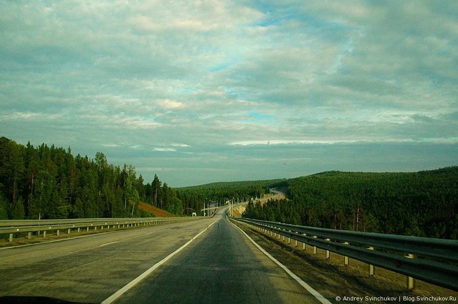 Дорога из Иркутска в Култук