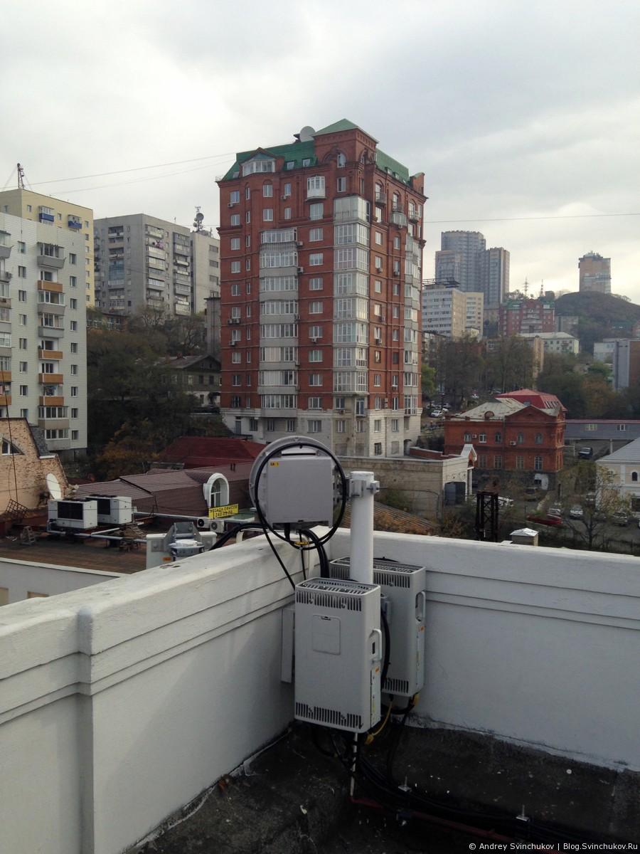 Владивосток осенью 2013-го