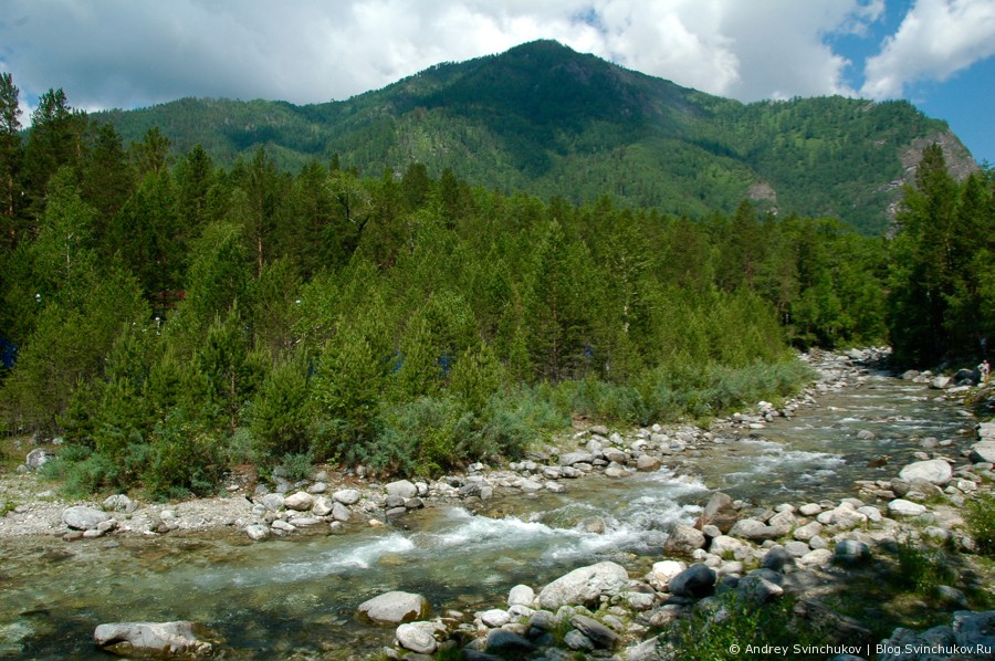 Аршан 2. Или вдоль реки Кырганда