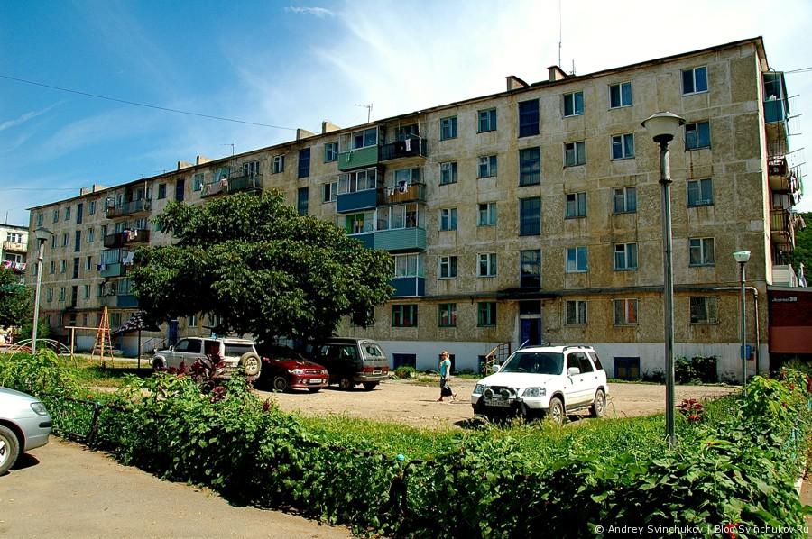 Еще одна заметка про поселок городского типа Кавалерово