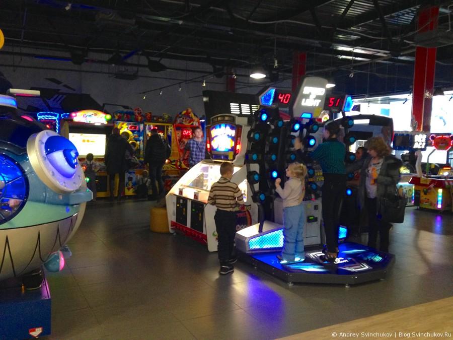Игровая зона в Южном парке