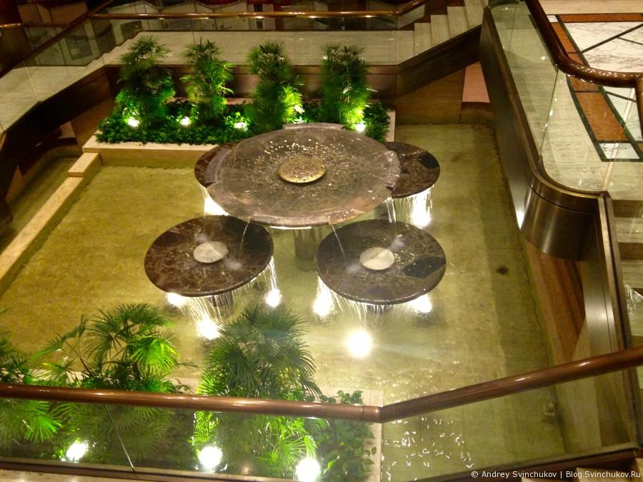 Гостиница Millenium Seul Hilton