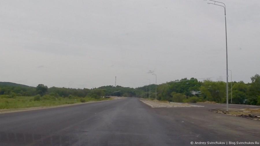 """Трасса М-60 """"Уссури"""" в начале июля 2015-го"""