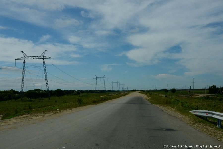 Поездка по острову Большой Уссурийский в конце лета 2015-го