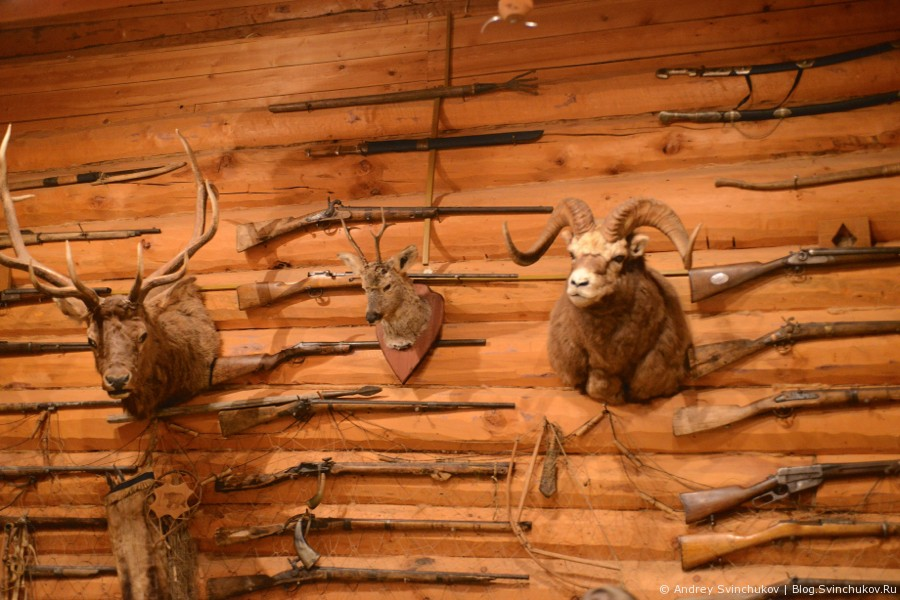 Эколого-этно комплекс Чочур Муран в Якутске