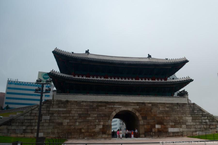Сеул, каким я его увидел в первый раз