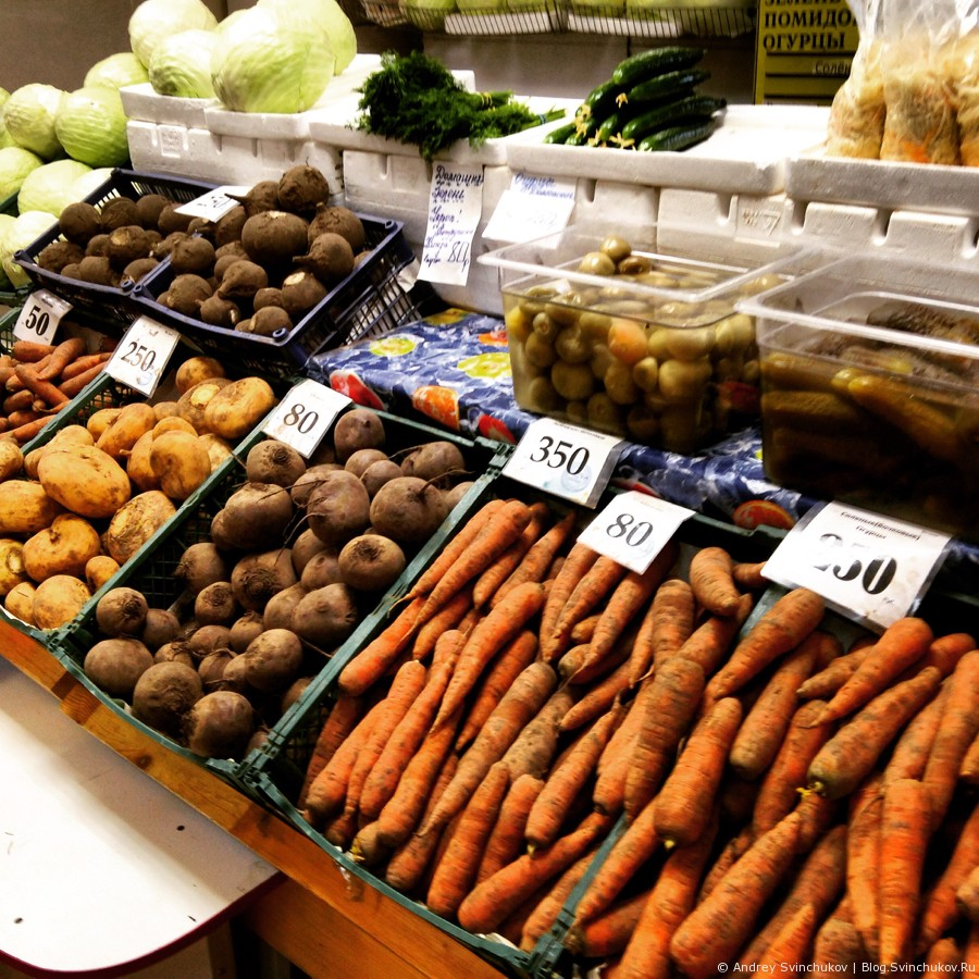Инстаграмное 45 - овощи, фрукты и ягоды