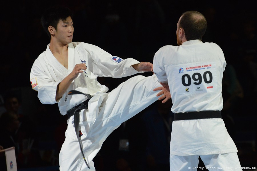 World Championship KWU Kyokushin. День первый - отборочные бои. Часть первая