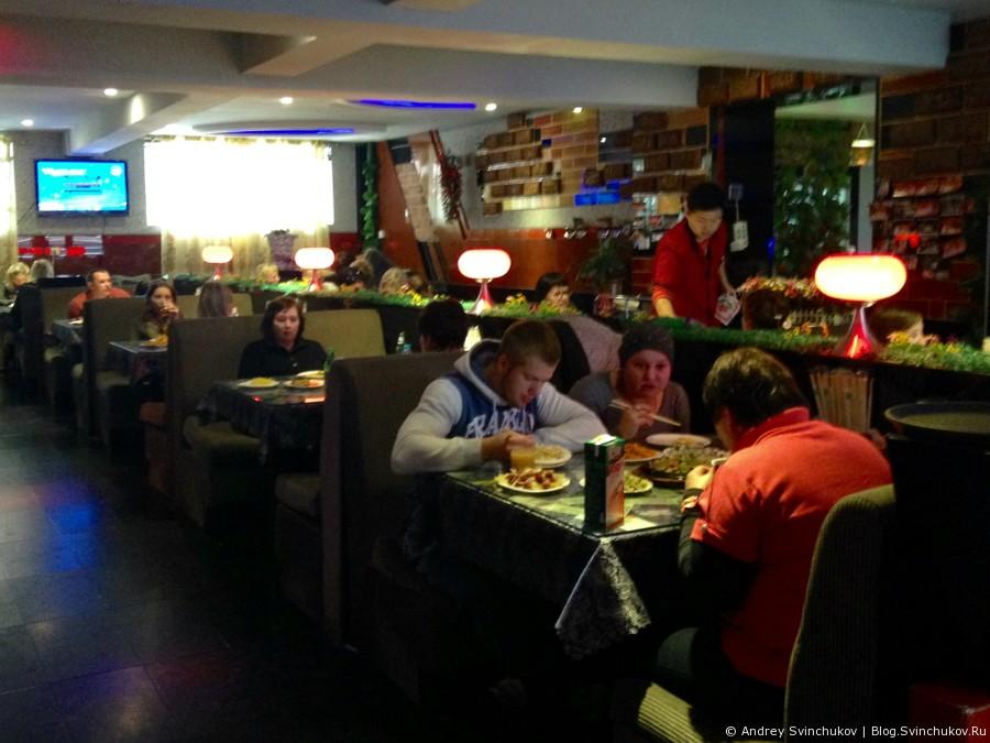 Ресторан Хабаровск в Фуюане