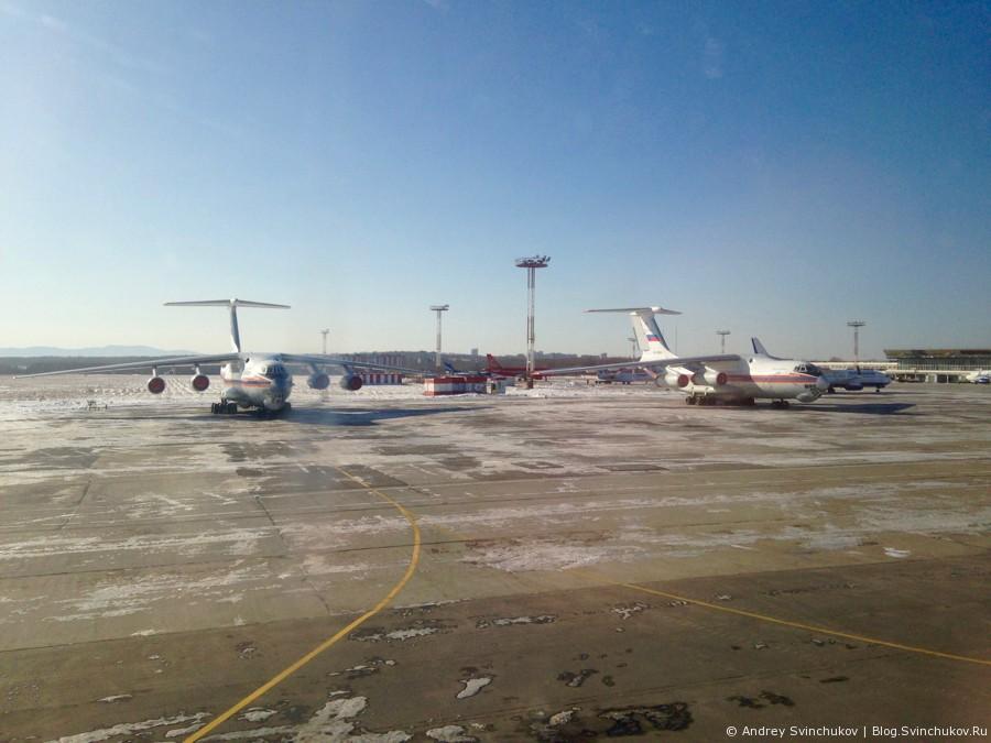 Мой первый полет за баллы с авиакомпанией Трансаэро