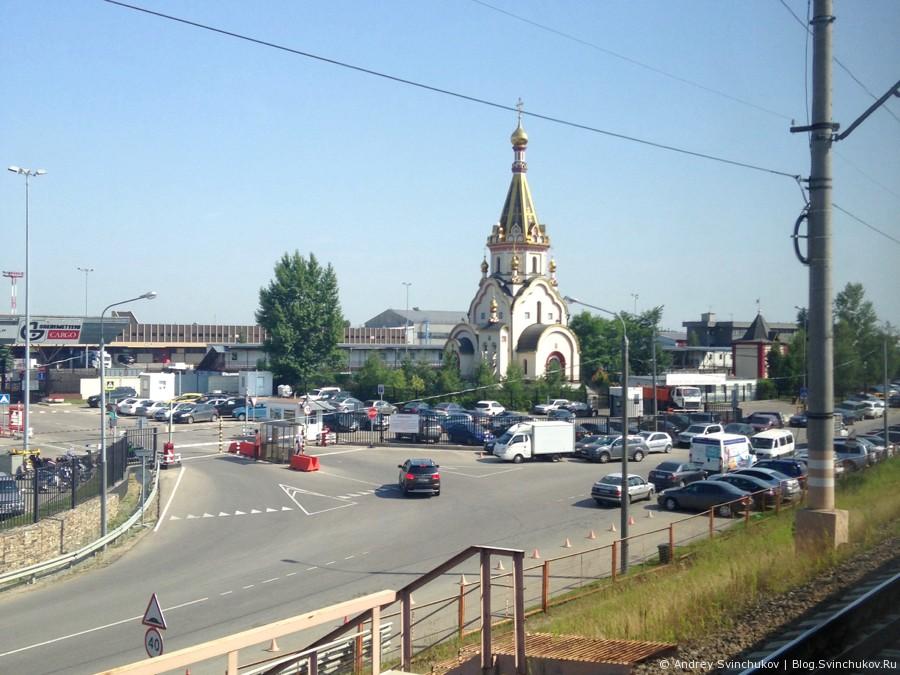 Москва в 2013-м
