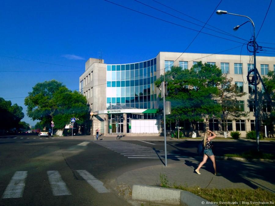 Уссурийск в июле 2015-го
