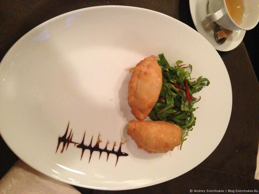 Ресторан Asado в Москве