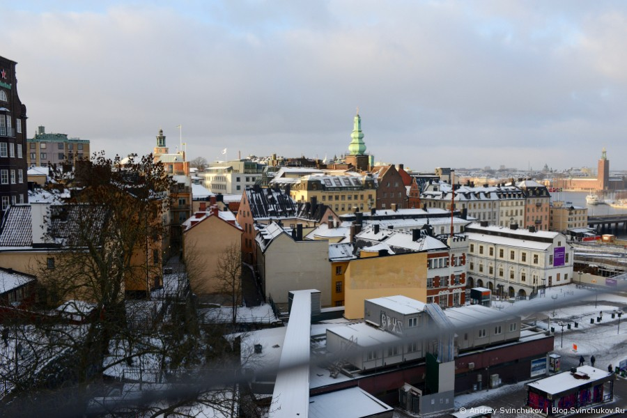 Прибалтика и Швеция - путешествие на новогодние каникулы