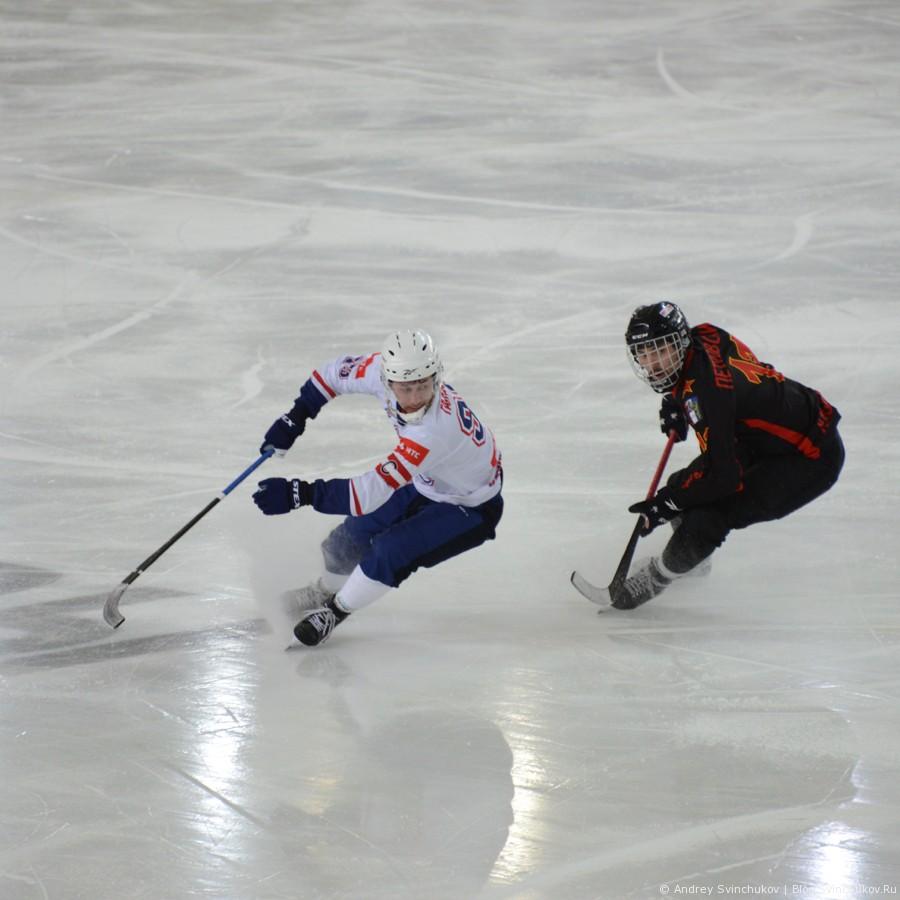 """""""СКА-Нефтяник"""" принимала """"Старт"""""""
