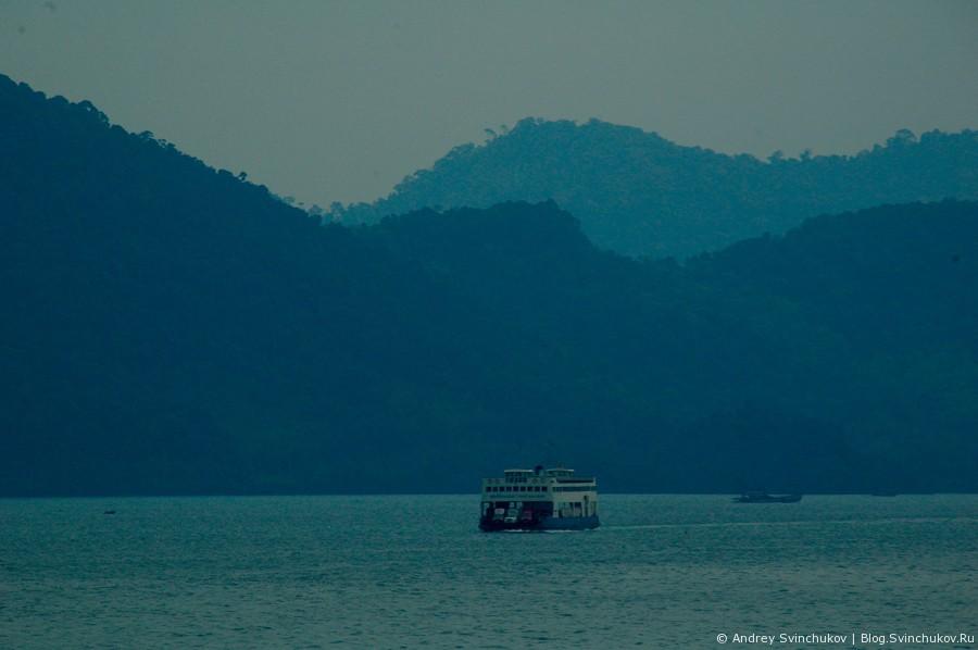 Таиланд. Дорога на Ко-Чанг