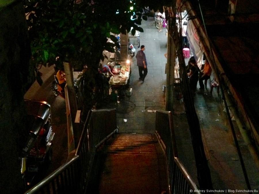 Бангкок вечерний