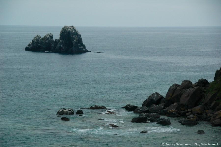 Поездка на море, в места, куда можно добраться только на внедорожнике
