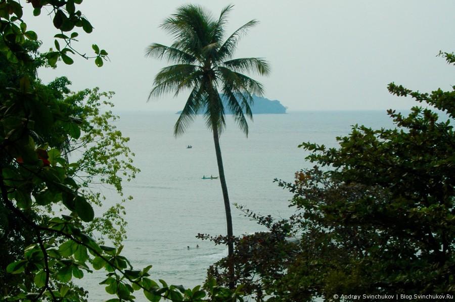 Отель Sea View на острове Ко-Чанг в Таиланде