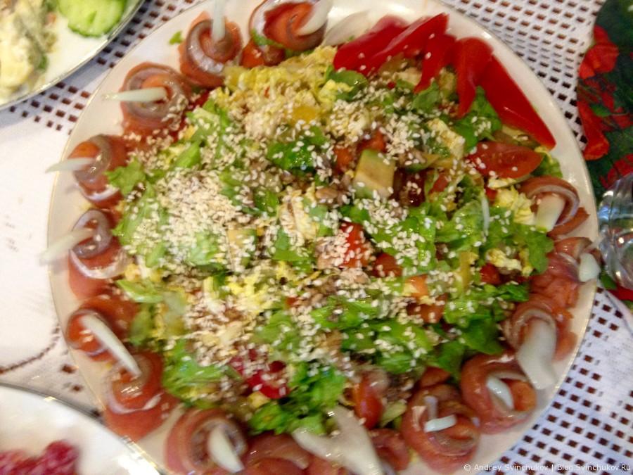 Самые вкусные блюда - блюда домашней кухни