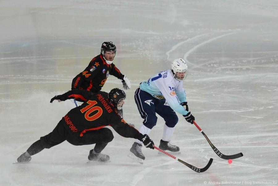 Матч «СКА-Нефтяник» — «Байкал-Энергия». Вторая домашняя игра Полуфинала-2016
