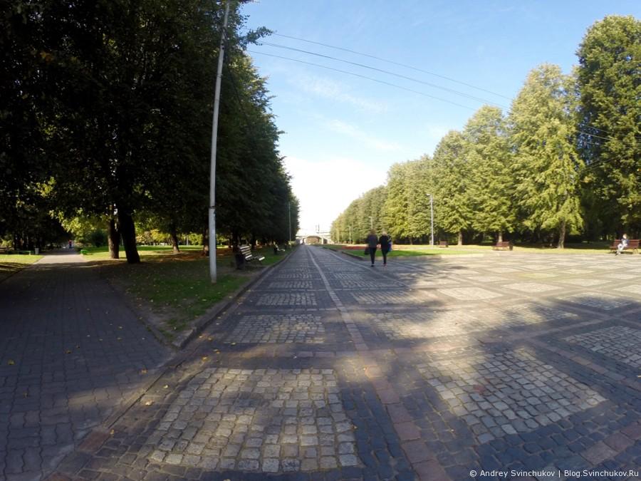 Калининград. На острове Канта