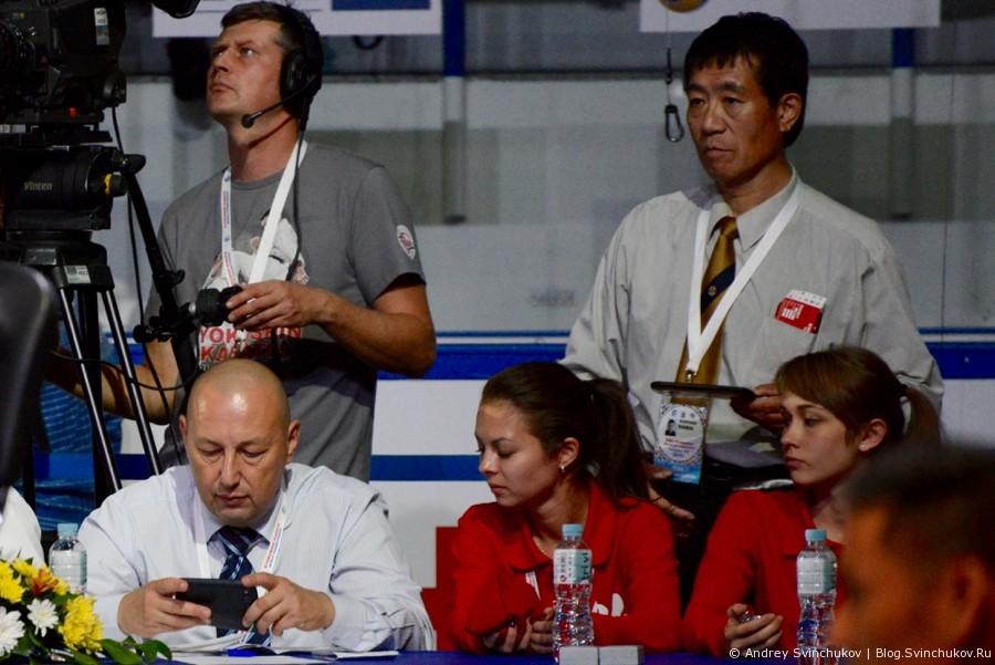 Чемпионат мира по Киокусинкай карате. Заключительное