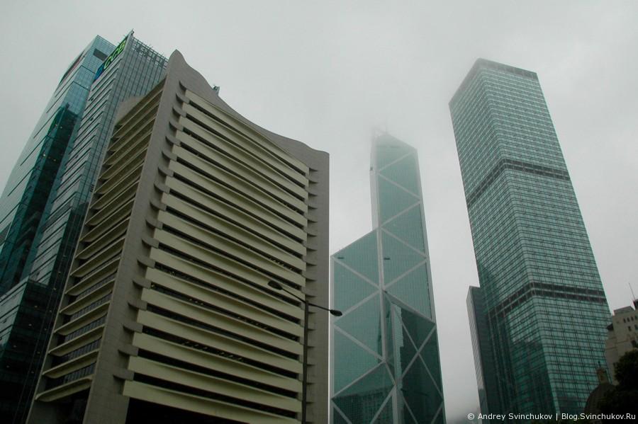 Самый разный Гонконг. Часть первая