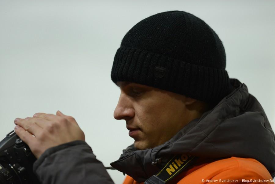 """Вторая четвертьфинальная игра """"СКА-Нефтяник"""" - """"Кузбасс"""""""