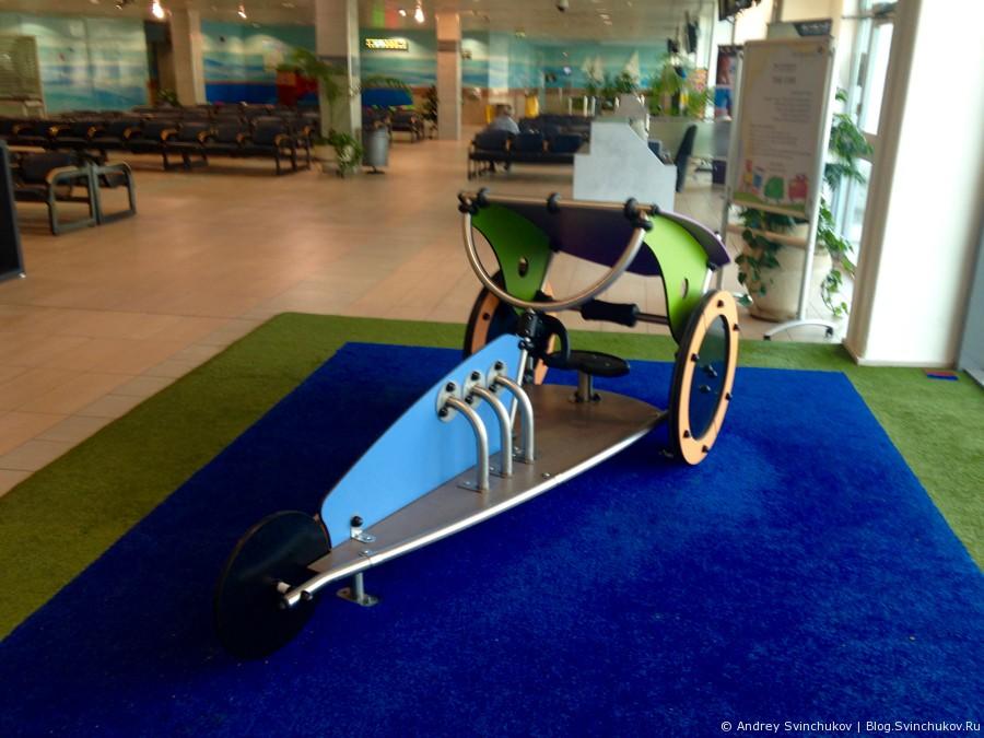 Аэропорт Бен Гурион в Израиле