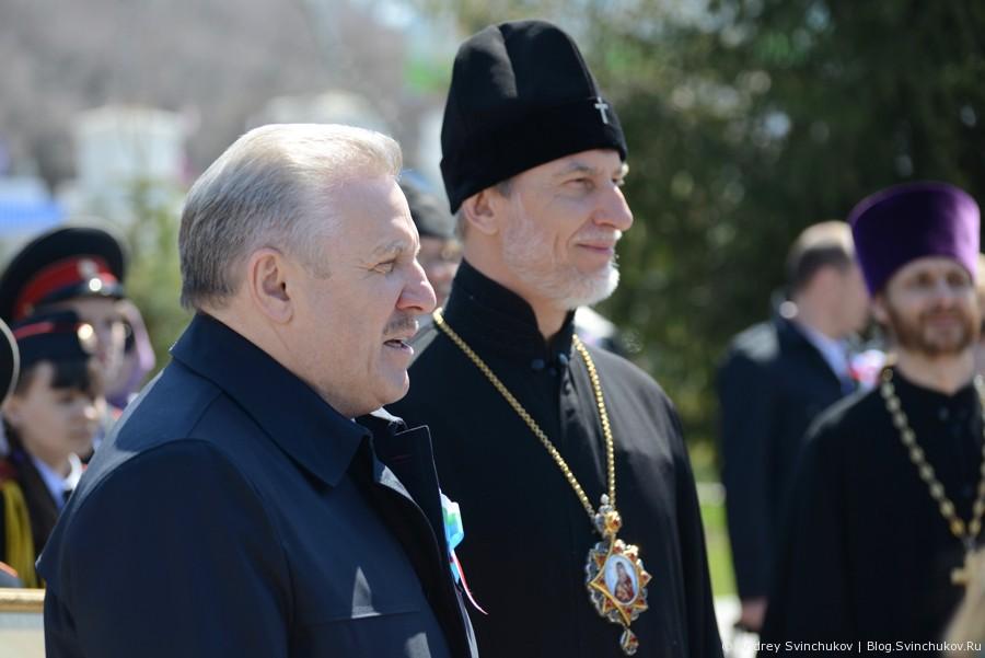 Пасха с губернатором Хабкрая