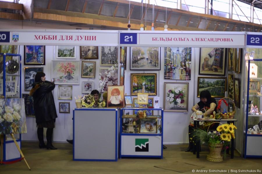 """Выставка """"Город мастеров"""" в Хабаровске"""