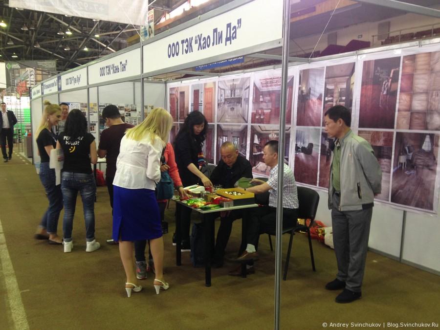В Хабаровске начала работу одна из самых масштабных выставок